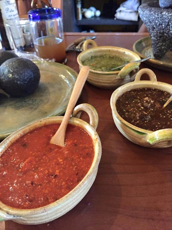Tres-Salsas