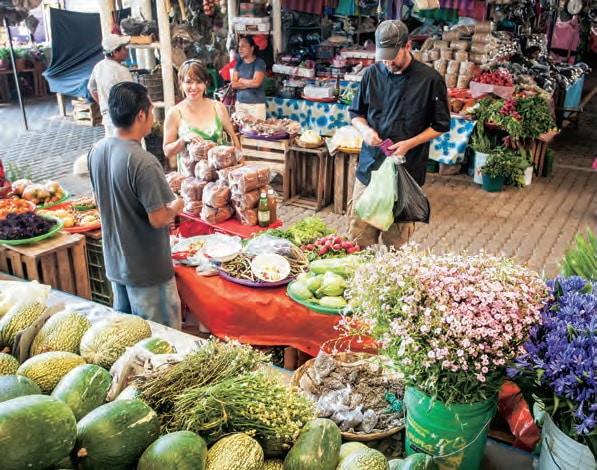 Tour of Benito Juarez Market, Puerto Escondido Photo by Brian Overcast
